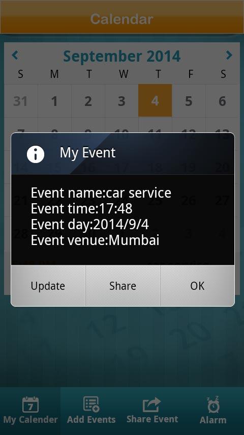 Event Gator Screen3