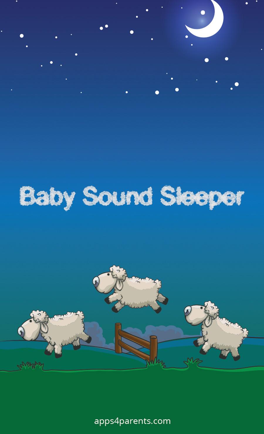 Baby Sound Sleeper