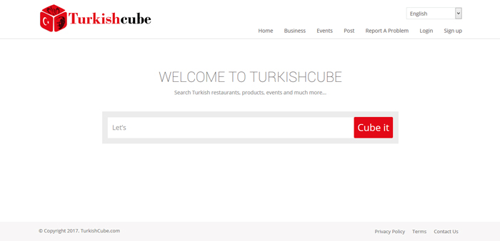Turkish Cube