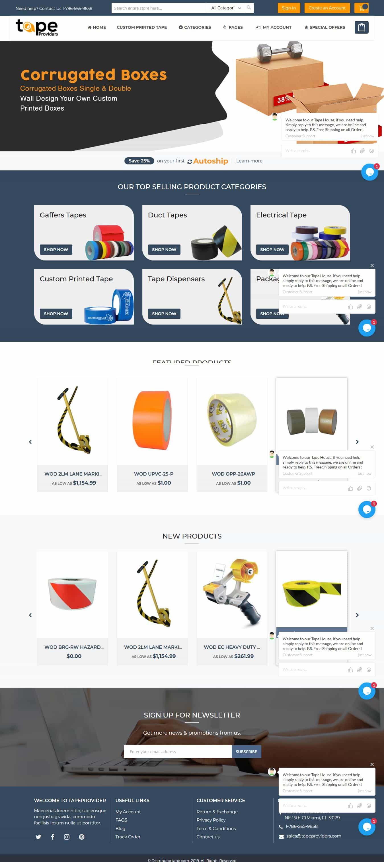 Tape-Providers