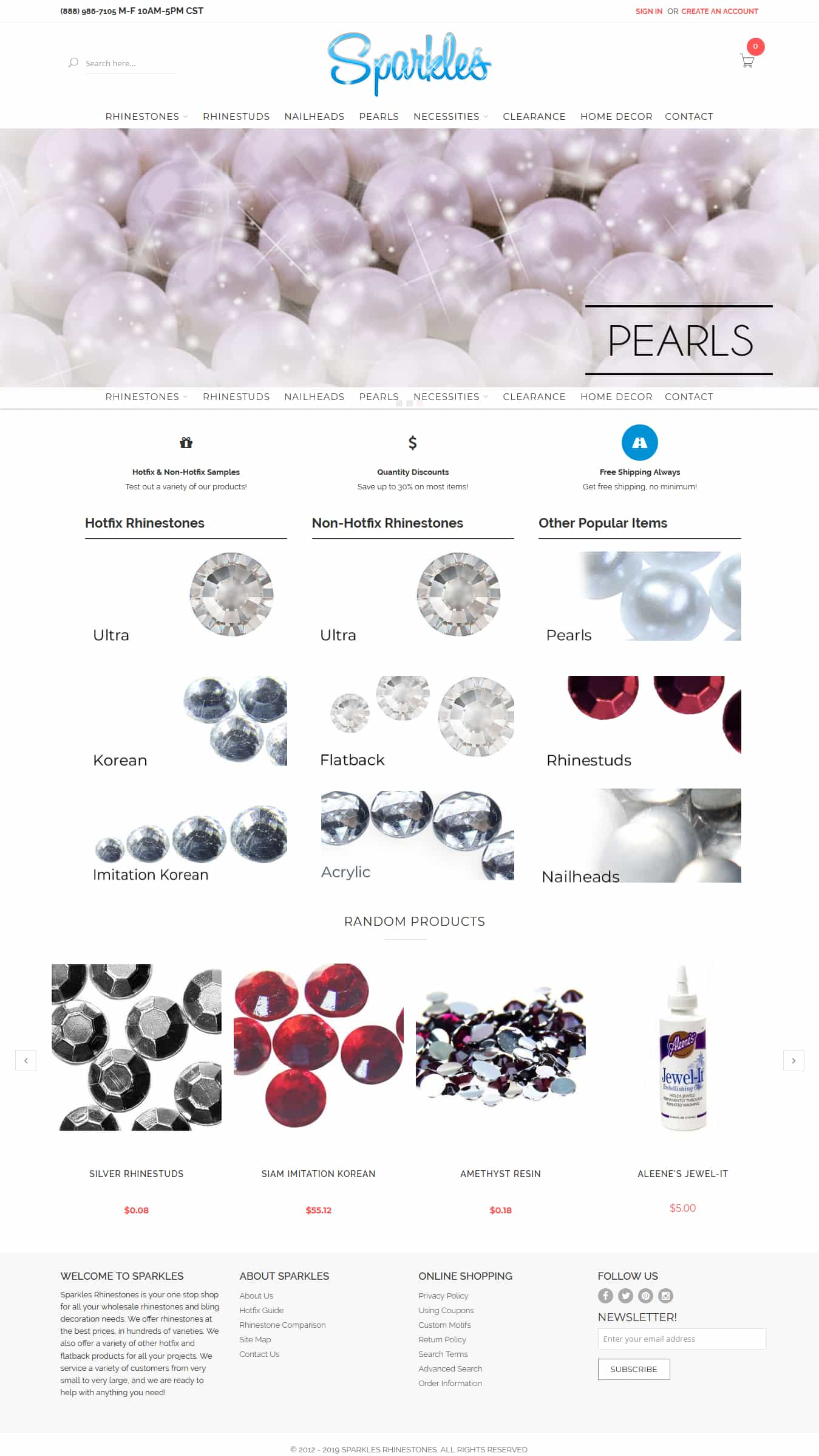 Wholesale-Rhinestones