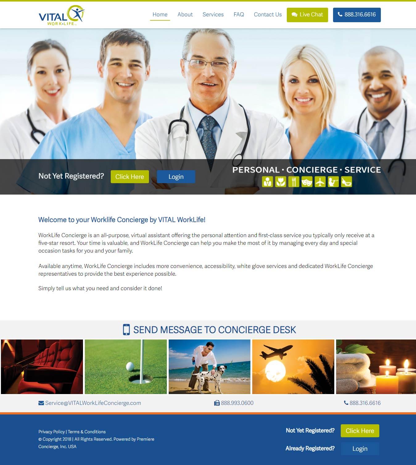 VITAL-WorkLife-Concierge